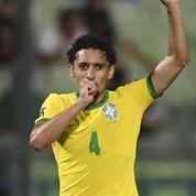 Marquinhos numéro 1 au PSG et au Brésil