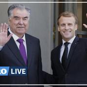La France prête à aider le Tadjikistan face à la crise afghane