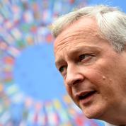 Le Maire appelle Washington à clore pour de bon les querelles commerciales