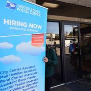 États-Unis: les inscriptions hebdomadaires au chômage passent sous la barre des 300.000