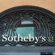 Sotheby's crée une plateforme et un événement de vente de NFT