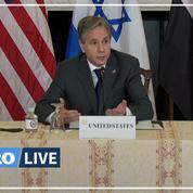 Les États-Unis font planer la menace militaire contre l'Iran si la diplomatie échoue