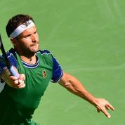 Tennis : Dimitrov qualifié pour les demi-finales d'Indian Wells