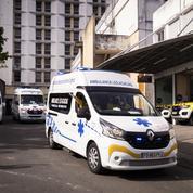 Santé : la grève des ambulanciers à nouveau reconduite jusqu'à lundi