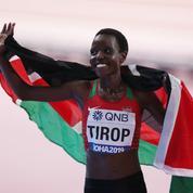 Kenya : le mari d'Agnes Tirop, l'athlète poignardée, interrogé par la police