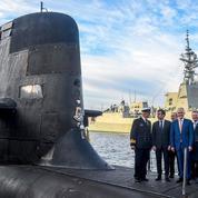 Sous-marins australiens : l'UE juge que l'«incident» avec Washington est clos
