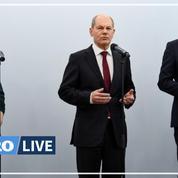 Allemagne: à Berlin, le SPD conclut un préaccord de coalition