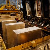 Le coût de l'énergie fait flamber le cours des métaux industriels
