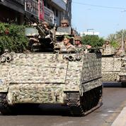 Moscou appelle les acteurs de la crise au Liban à «faire preuve de retenue»
