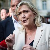 Éric Zemmour devrait «réserver ses piques» à Macron, dit Marine Le Pen