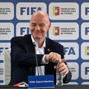 Coupe du monde biennale: «Que le football soit vraiment global» (Infantino, Fifa)
