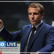 À Marseille, Macron vante «un esprit de France unie» face à la «révolution de nos vulnérabilités»