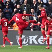 Premier League : Les cinq buts de Liverpool contre Watford, dont celui magnifique de Salah en vidéo