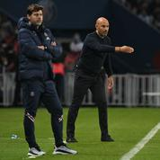 PSG-Angers : Pochettino souligne la «force mentale» de son équipe, de la «colère» pour Baticle