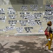 Un die-in pour dénoncer «les défaillances de l'Etat» face aux «féminicides»