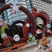 JO de Pékin: la flamme olympique de nouveau allumée sans spectateurs