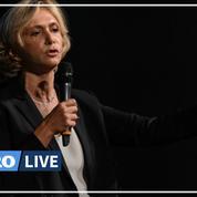 Présidentielle 2022 : «La bataille des idées, c'est moi qui vais la gagner», assure Valérie Pécresse