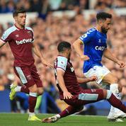 Premier League : Everton piégé par West Ham