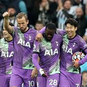 Premier League : Tottenham enfonce un peu plus Newcastle