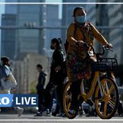 La croissance chinoise s'essouffle au troisième trimestre
