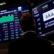 Wall Street ouvre en baisse, inquiétudes sur la croissance américaine