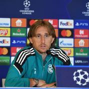 Foot : Modric ne veut pas d'une Coupe du monde tous les deux ans