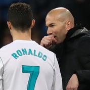 Le journal du mercato : Zidane contacté par Manchester United à la demande de Ronaldo ?