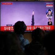 La Corée du Nord a lancé un missile balistique depuis un sous-marin