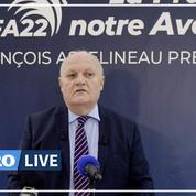 Présidentielle 2022 : François Asselineau se lance de nouveau dans la course à l'Élysée