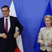 Le premier ministre polonais dénonce un «chantage» de l'UE, qui souhaite protéger ses «valeurs»