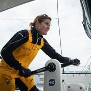 Vendée Globe 2024 : Clarisse Crémer repartira avec un bateau à foils et plus d'ambition