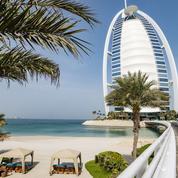 À Dubaï, l'hôtel Burj Al Arab ouvre pour la première fois ses portes au public