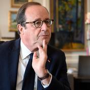 «À gauche, toutes les candidatures sont lilliputiennes» : quand François Hollande s'invite dans la campagne
