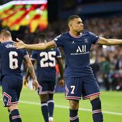 PSG : Mbappé, profession sauveur