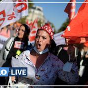 Quatrième journée de grève pour les accompagnants d'élèves en situation de handicap