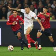 Foot, Ligue des champions : Lille doit se contenter d'un nul face à Séville