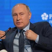 Poutine ne se rendra pas à la conférence mondiale sur le climat COP26