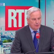 Prix des carburants : Michel Barnier appelle à ce que «l'État cesse de s'enrichir quand les Français s'appauvrissent»