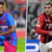 Le journal du mercato : Ansu Fati «proche» de prolonger au Barça, l'AC Milan tient à Théo Hernandez