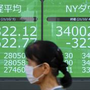 La Bourse de Tokyo plie face à une remontée du yen