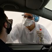 Covid-19 : 35 morts en 24 heures, 6453 malades à l'hôpital