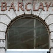 Barclays : bénéfice quadruplé sur neuf mois