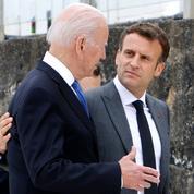 Nouvel appel entre Biden et Macron qui continuent de réparer leurs relations