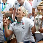 Rugby: l'Angleterre candidate à l'organisation du Mondial 2025 féminin