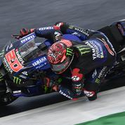 GP moto d'Emilie-Romagne, essais libres : Miller devant, Quartararo dans le dur