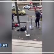 À Montrouge, un homme armé de deux couteaux neutralisé par la police