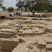 Des archéologues péruviens mettent au jour un site pré-inca de sacrifices humains