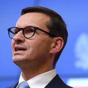 Le premier ministre polonais dénonce «un pistolet braqué sur la tempe» de son pays par l'UE