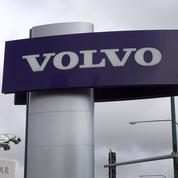 Volvo Cars: le prix de l'action fixé à 5,3 euros pour son entrée en Bourse