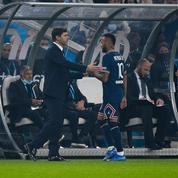 Neymar «satisfaisant» pour Pochettino, qui a vu un PSG «un peu meilleur» que l'OM
